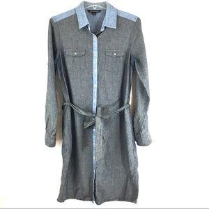 Brooks Brothers Womens shirt dress